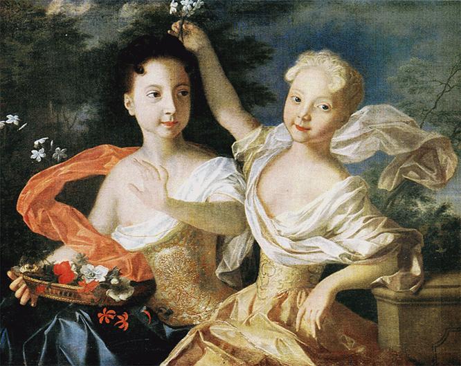 А антропов портрет царевны софьи 1772
